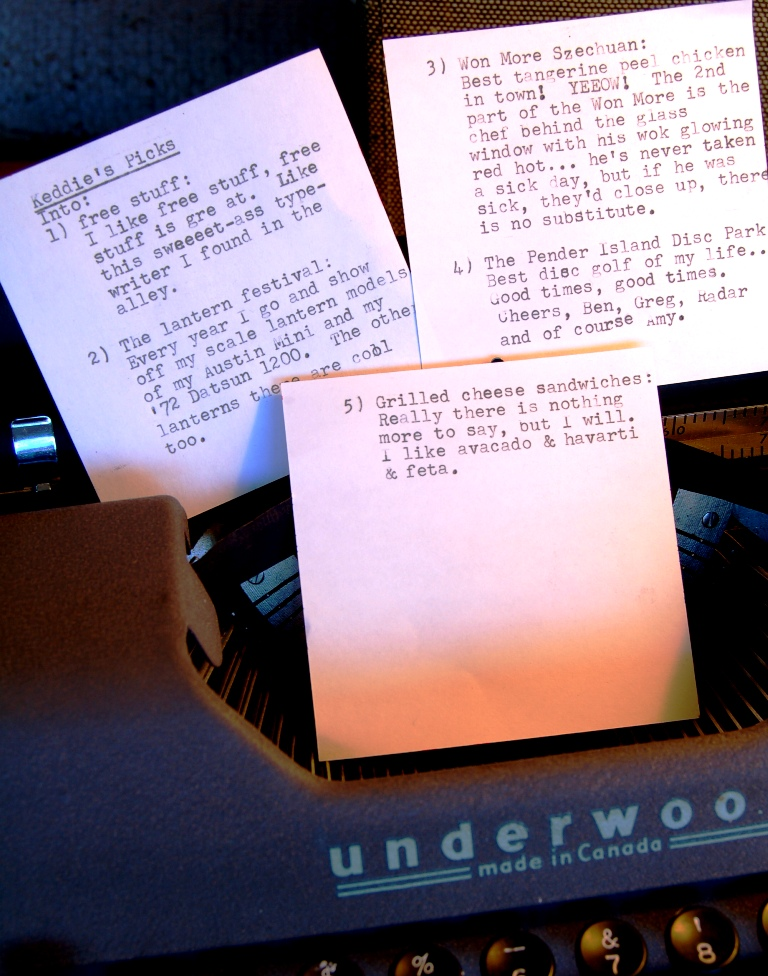 typewriter-into