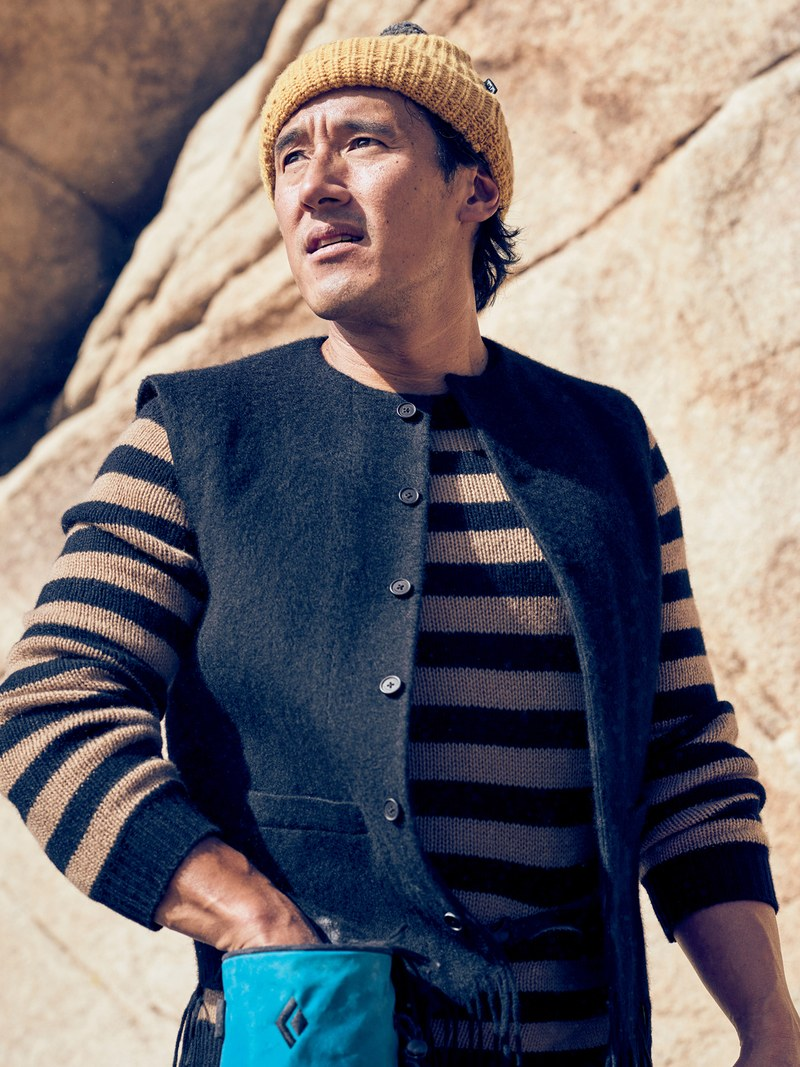 Jimmy Chin, sexy as fuck.